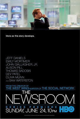 'The Newsroom' Is The Inverse of 'Network'