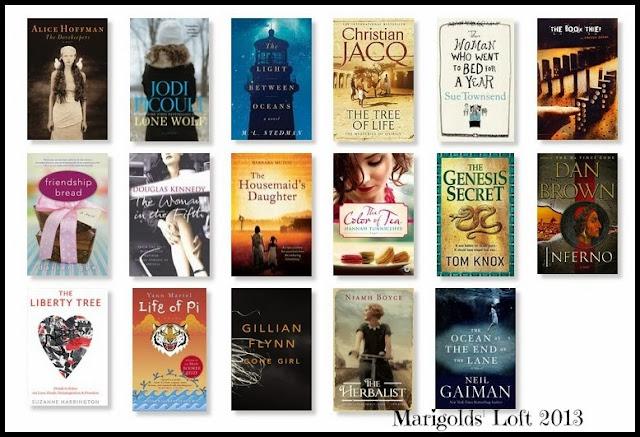 Book challenge 2013