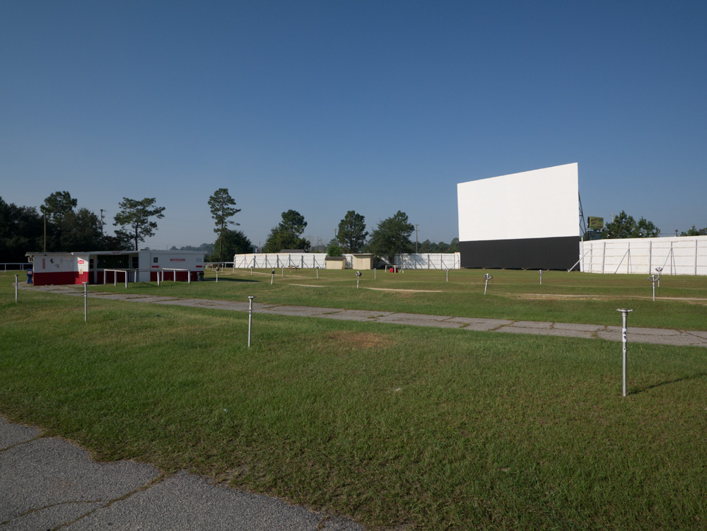 Jesup drive in theatre