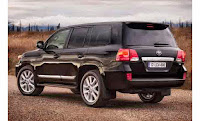 The 2015 Toyota Land Cruiser Exploring the Newest Toyota