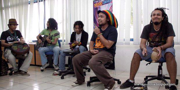 Gangstarasta Band Reggae Indonesia