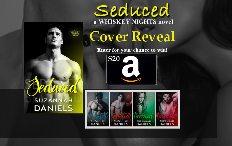 Seduced Cover Reveal