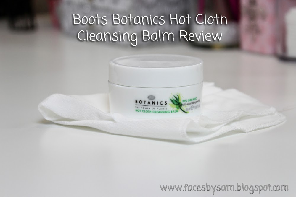Boots Hot Cloth Cleansing Balm Review
