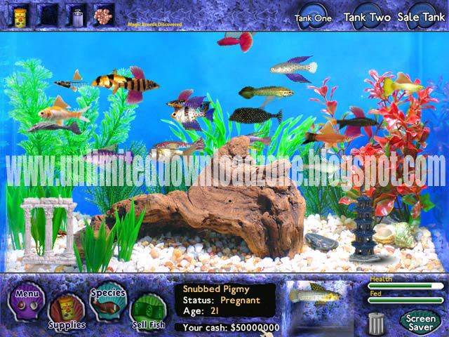 Fish tycoon full verson free download unlimited download for Fish tycoon 2 guide