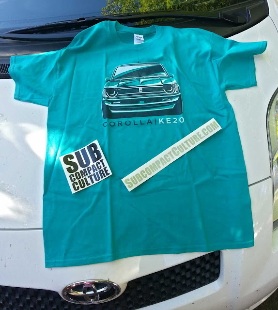 Gearhead Shirts Giveaway
