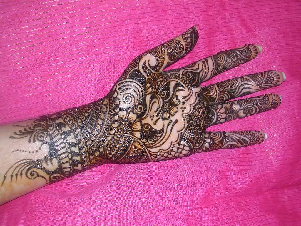 Hand Mehndi New Design : Bridal mehndi designs unique mehandi design for hands wallpapers
