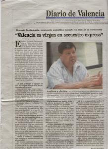 6. EL COMISARIO ERNESTO SANTAMARÍA UN REPORTAJE