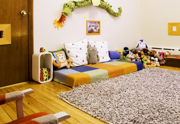 Quarto Montessoriano para crianças Apê em Decoração ~ Quarto Montessori Moveis