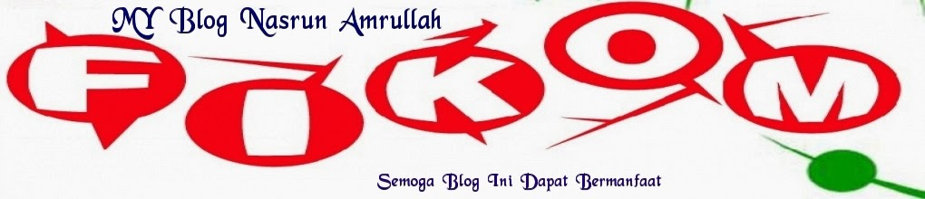 My Blog Nasrun Amrullah