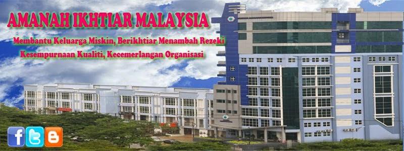 LAMAN WEB RASMI AMANAH IKHTIAR MALAYSIA IBU PEJABAT (AIM)