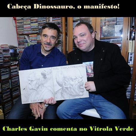 Cabeça Dinossauro, o manifesto!