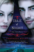 book cover of Isle Of Night by Veronica Wolff
