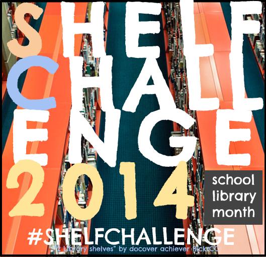 Shelf Challenge 2014