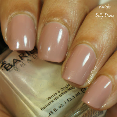 NailaDay: Barielle Belly Dance