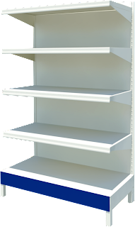 Estanteria metalica muebles metalicos y anaqueles - Muebles de chapa metalica ...
