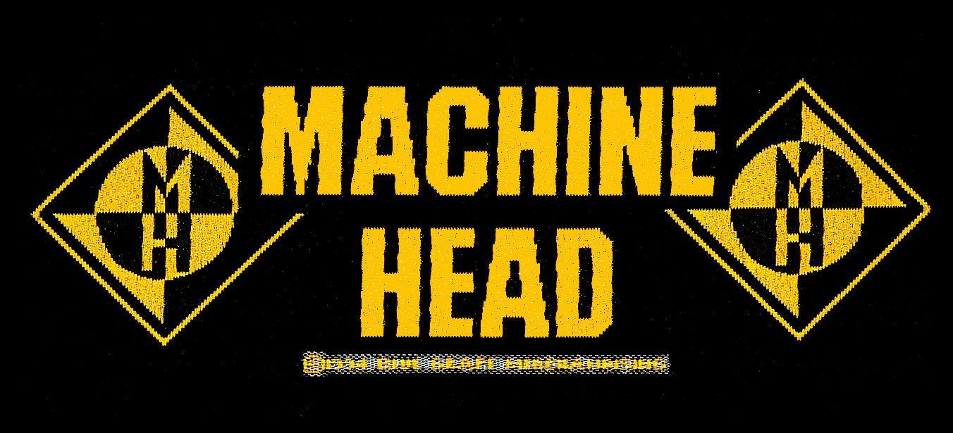 machine headd
