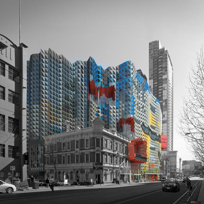 Rmit Building 56 - Melbourne, Victoria, Australia ...