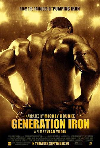 Generation Iron (BRRip HD Inglés Subtitulada) (2013)