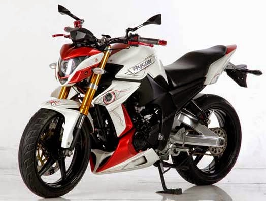 15+ Gallery Modification Yamaha Byson Street Fighter 2015 - The