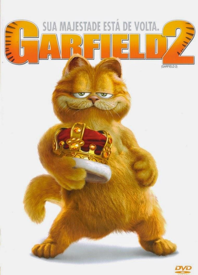 Garfield 2 – Dublado (2006)