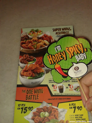 one wing battle oldtown promotion