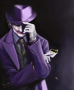Fan Art Of The Week: The Joker