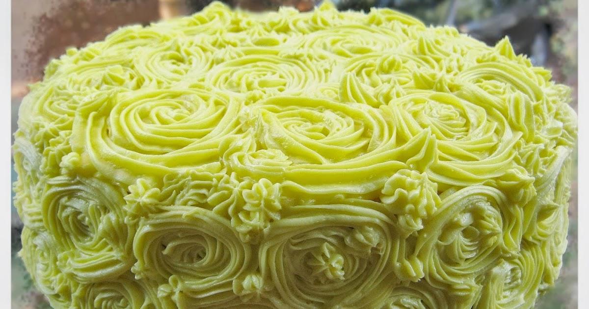 Gâteau, garniture et glaçage au citron