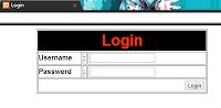 Membuat Form Login Dengan PHP dan ORACLE