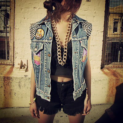 alix collections denim melbourne fashion style studded