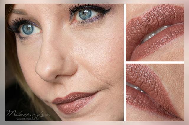 alverde Lippenstift Muskat brown oriental bazaar Le