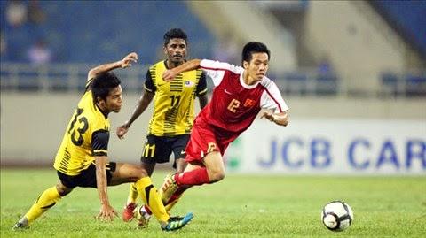 U23 Malaysia tập trung chuẩn bị cho vòng loại U23 châu Á