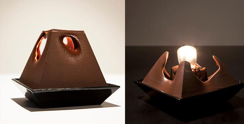 farolillo de chocolate Alexander Lervik