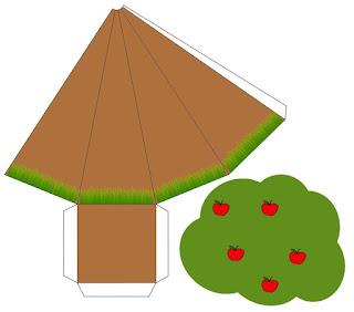 caixa pirâmide