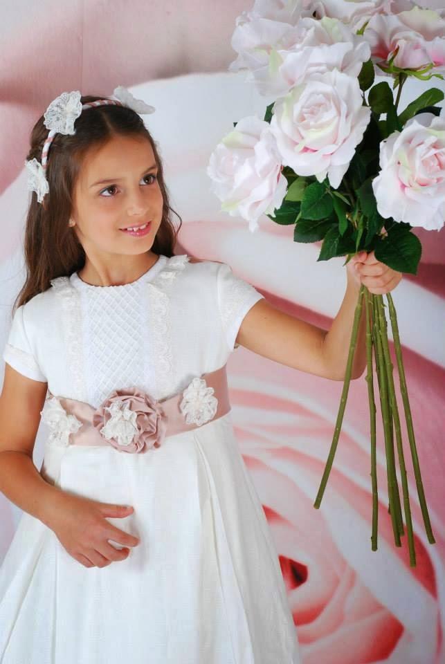vestido comunión - Kauli