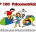 Material: TOP 100 Psicomotricidade - 100 atividades de Psicomotricidade