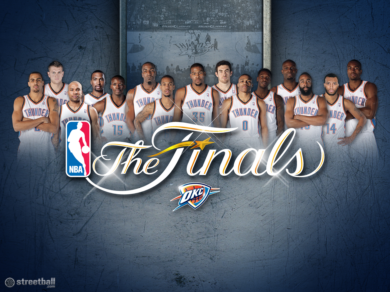 Thunder Nba Wallpaper