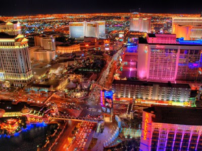 Réveillon em Las Vegas 2014