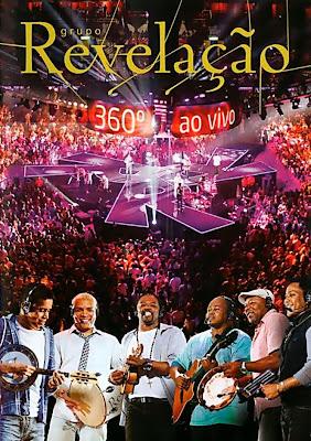 Grupo Revelação - 360º Ao Vivo - DVDRip
