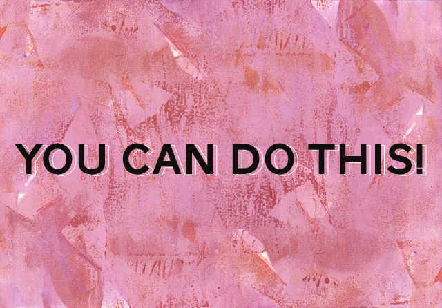 you can do this illustration by laura redburn