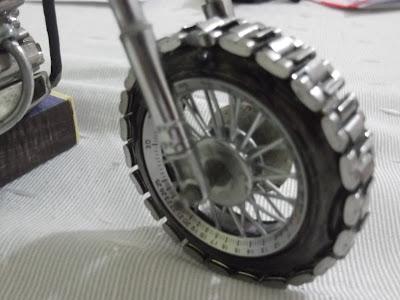 Roda Dianteira Lander 250 Miniatura