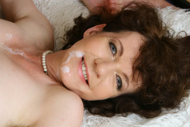 auf brüste spritzen sex aalen