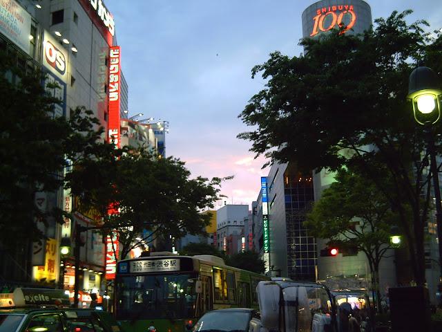 Tokio shibuya