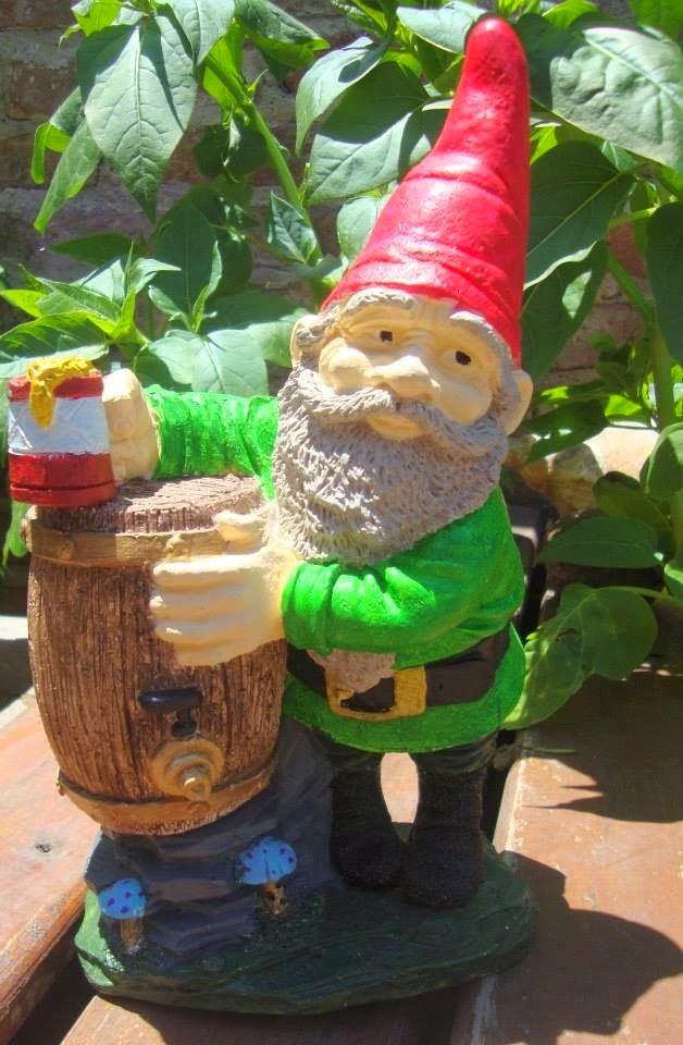 Gnomos artesan as decoracion for Decoracion jardin gnomos