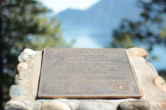 mineral point trail idaho