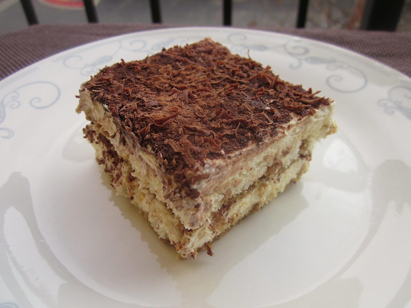 Easy Chocolate Tiramisu Recipe — Dishmaps