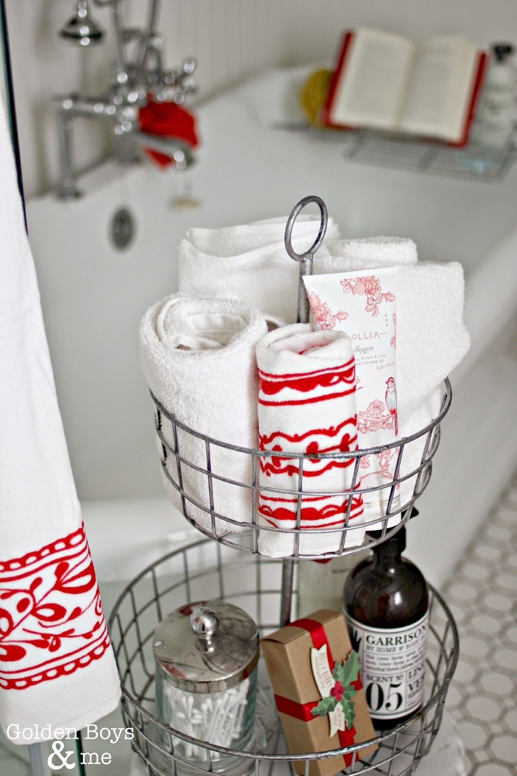 How Cute Are These Mr. U0026 Mrs. Claus Towels I Found At TJ Maxx?!?