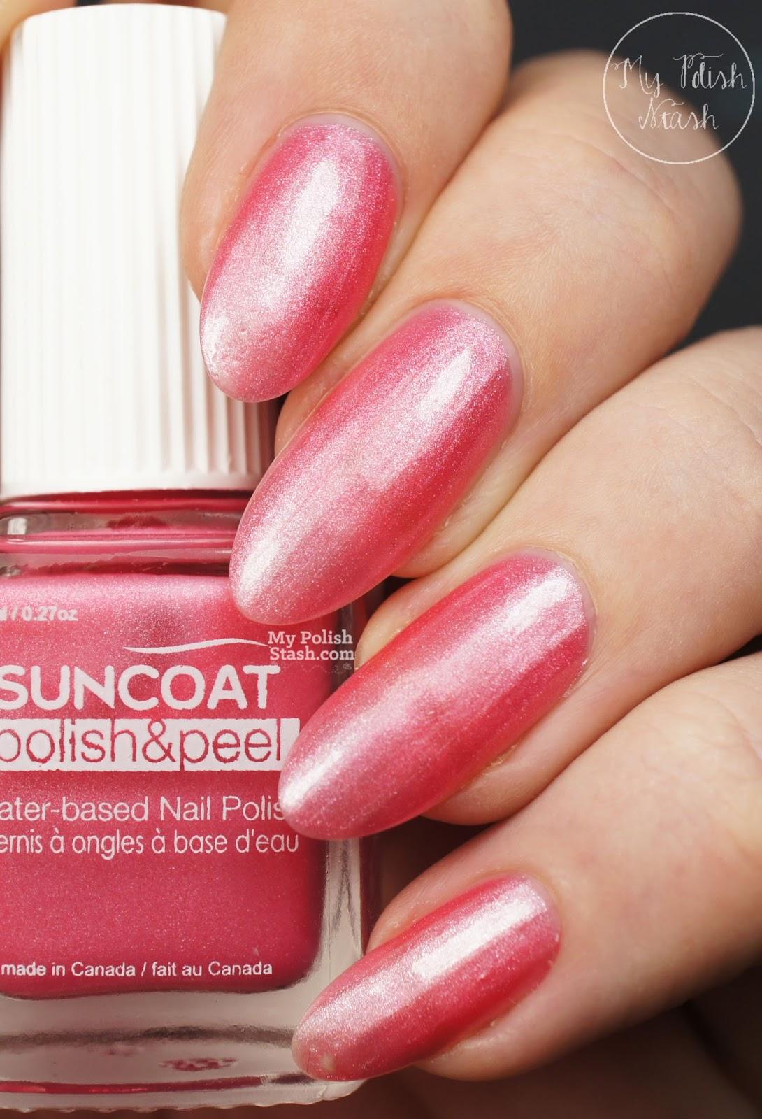 sun coat pink dahlia