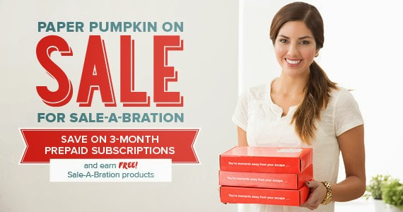 Paper Pumpkin On Sale!