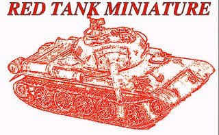 RED TANK MINIATURE