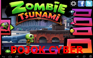 Tampilan Zombie Tsunami v1.6.46 APK